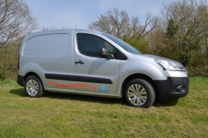 Win a Citroen Berlingo 1.6 HDi van with JTL