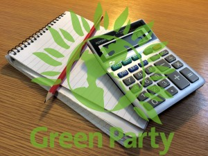 The Green Party has pledged to cut VAT on housing repairs and renovations