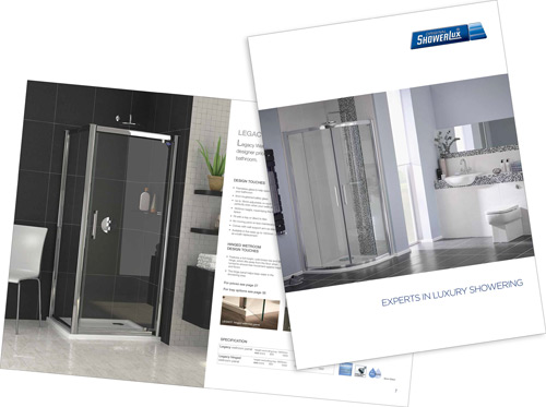 The New Showerlux Brochure from Ideal Bathrooms