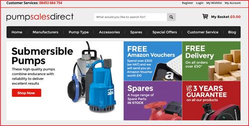 Pump Sales Direct