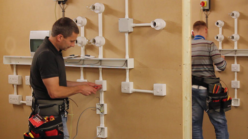 The courses are ideal for plumbing and heating specialists looking to add an additional trade to their profession