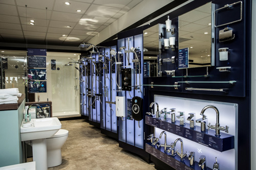 Bathroom showrooms, such as those offered by CPS, are now in demand from homeowners