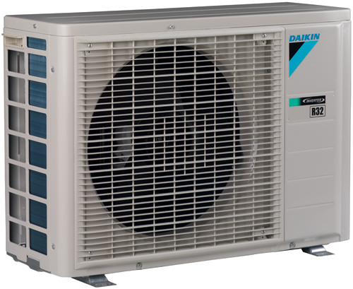 R32 is fast becoming a preferred next generation refrigerant so Business Edge was keen to purchase the ten Daikin systems.