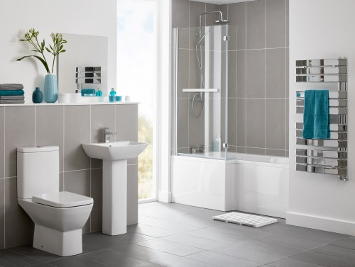 Jasmine suite - new to the Essential Collection from Ideal Bathrooms