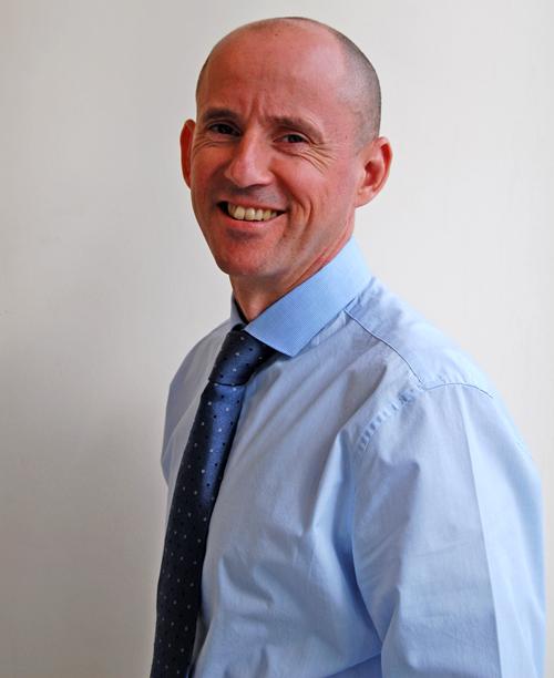 Phil Adams, managing director at Vokèra
