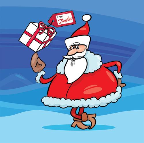 danfoss father christmas 2015 - Countdown To Christmas 2015