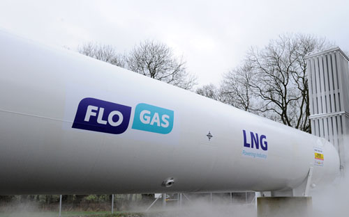 Flogas will be at the heart of the UK LNG market.
