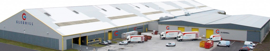 Gledhill's Blackpool factory