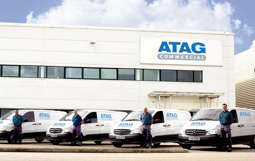 ATAG moves to new UK headquarters