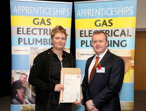 Steve Willis offer training in gas, electrical and plumbing.