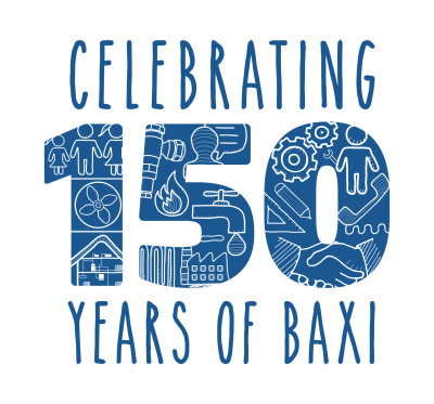 Baxi celebrates 150 years in business