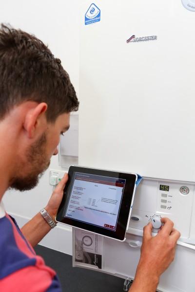 Worcester Bosch water treatment training module