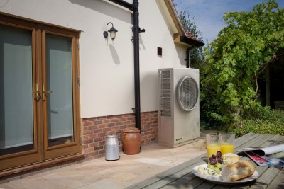 Planning changes for domestic air source heat pumps in Scotland