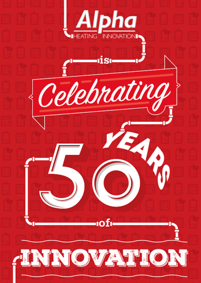 Alpha is 50 years old this week.