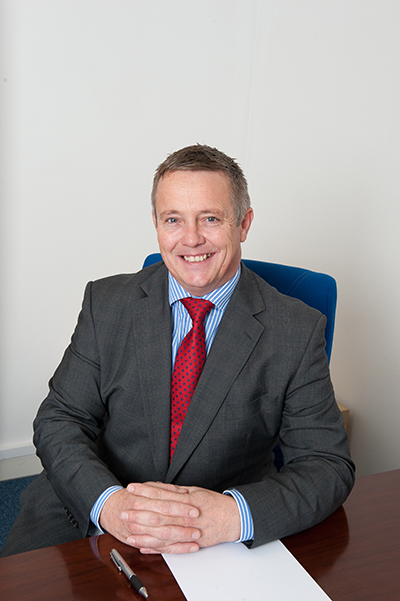 Chris Ingram, managing director of Continental Underfloor