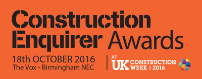 Construction enquirer awards