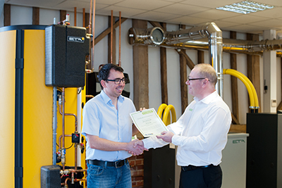 Innasol has trained more than 2,500 heating engineers at its Essex academy.