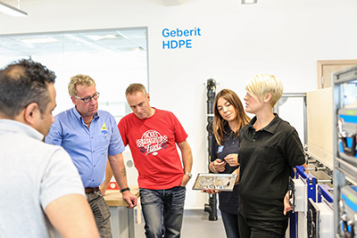 The Geberit Training Academy