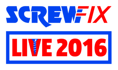 Screwfix Live Logo