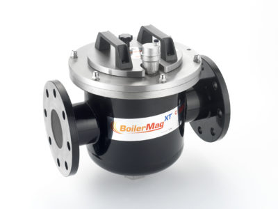 BoilerMag XT with Valve