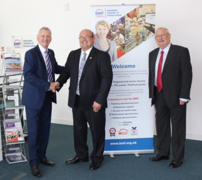 BMF's new Regional Centre of Excellence