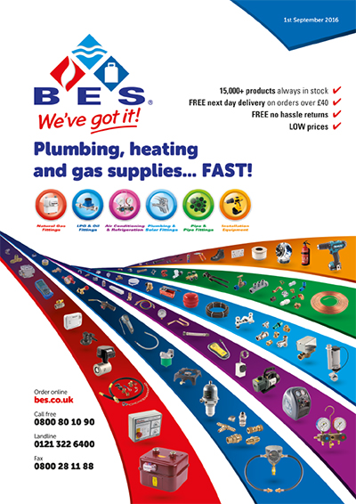 BES catalogue front cover