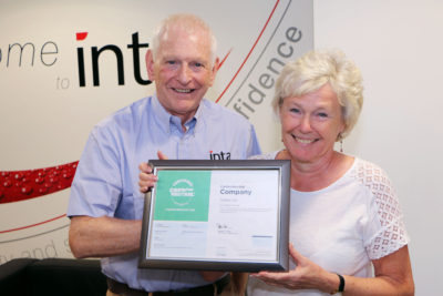 Inta has been awarded CarbonNeutral certification