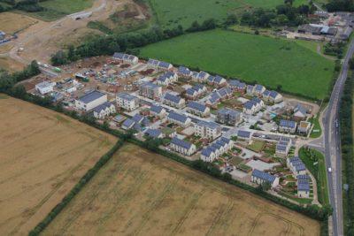 Elmsbrook at north west Bicester