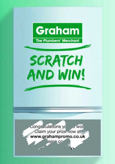 Graham instant win scratch card