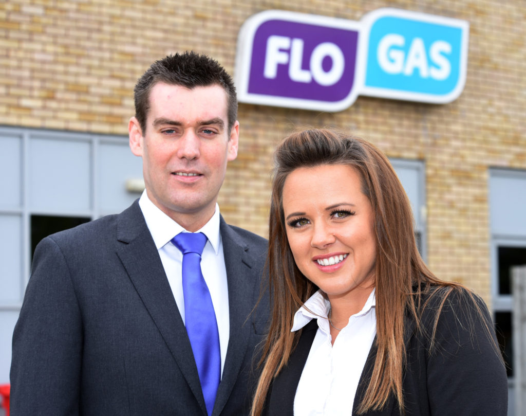 Rural housing development team launched at Flogas