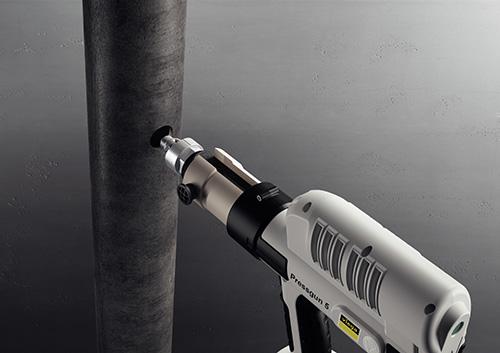 Viega press-in connector press tool