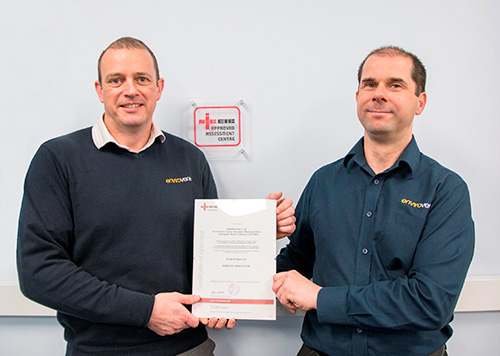 EnviroVent's Harrogate training centre achieves NICEIC approval