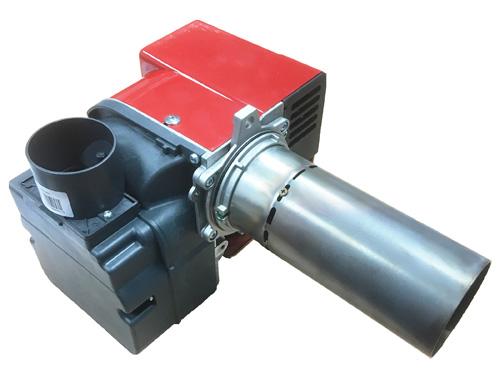 Riello's RDB BLU oil burner smaller