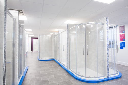 Lakes Bathrooms has invested £1.8 million into its new showroom.