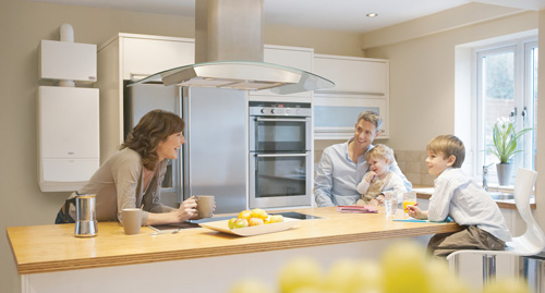 Expect all year round boiler efficiency from Alpha