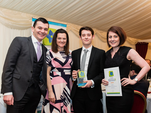 Graf UK takes prestigious title in the first ever Waterwise UK Water Efficiency Product Awards.