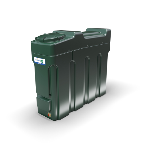 An EcoSafe tank from Kingspan.