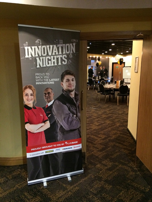 Plumbase Innovation Nights return