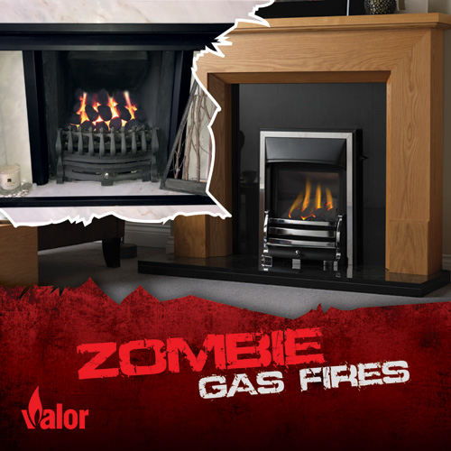 Prizes to die for, courtesy of Valor's zombie gas fire hunt