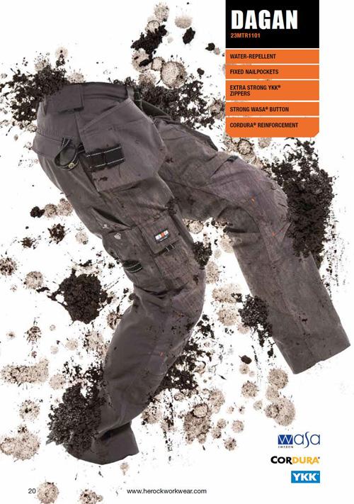 Ady reviews Herock's Dagan Work Trouser