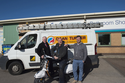 Martin Youd Dean Turner And Keith Sanders Heating Plumbing