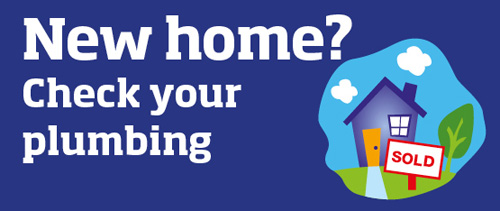 WaterSafe launches 'Moving House' campaign to help homeowners fault find