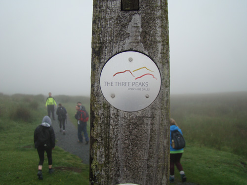 NAPIT conquers Yorkshire Three Peaks Challenge