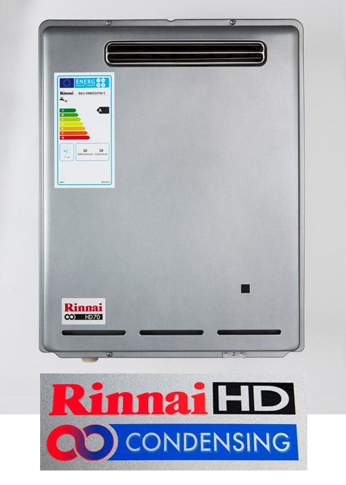 The Rinnai HD70