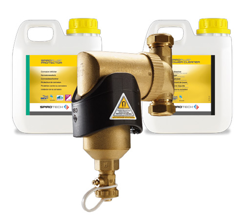 Live demonstrations of Spirotech products will be on show.
