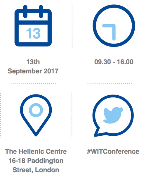 You are invited to the WIT Conference