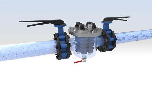BoilerMag XT filter