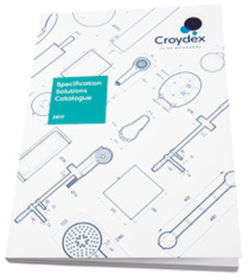 New catalogue from Croydex