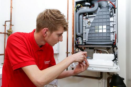 Regular boiler servicing is being overlooked.