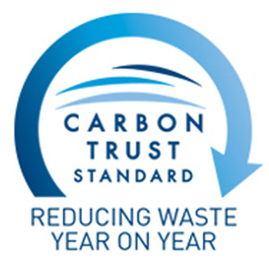 The Carbon Trust Standard recognises businesses that take a best practice approach to measuring and managing their environmental impact.